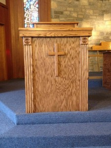 Beautiful Savior Pulpit