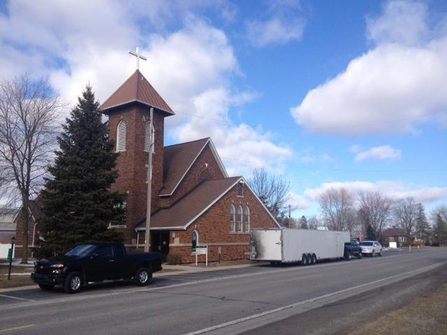 church in Munger MI