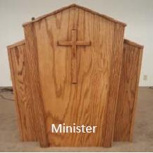 minister pulpit