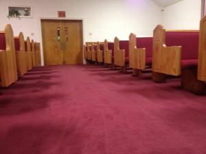 Wayside Baptist, Taylorsville NC