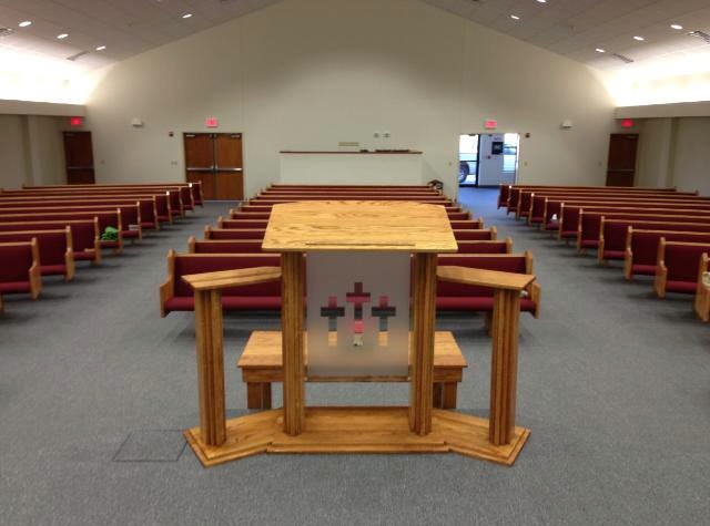 Need Special Church Furniture? We Can Help