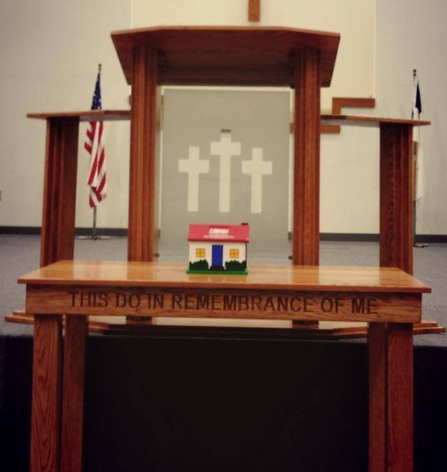 A Pulpit for Blunt Baptist