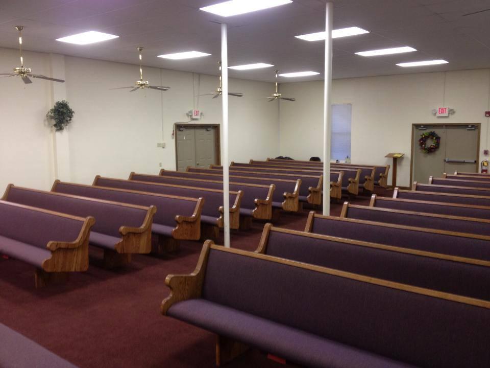 Celebrating New Church Furniture Church Pews Church
