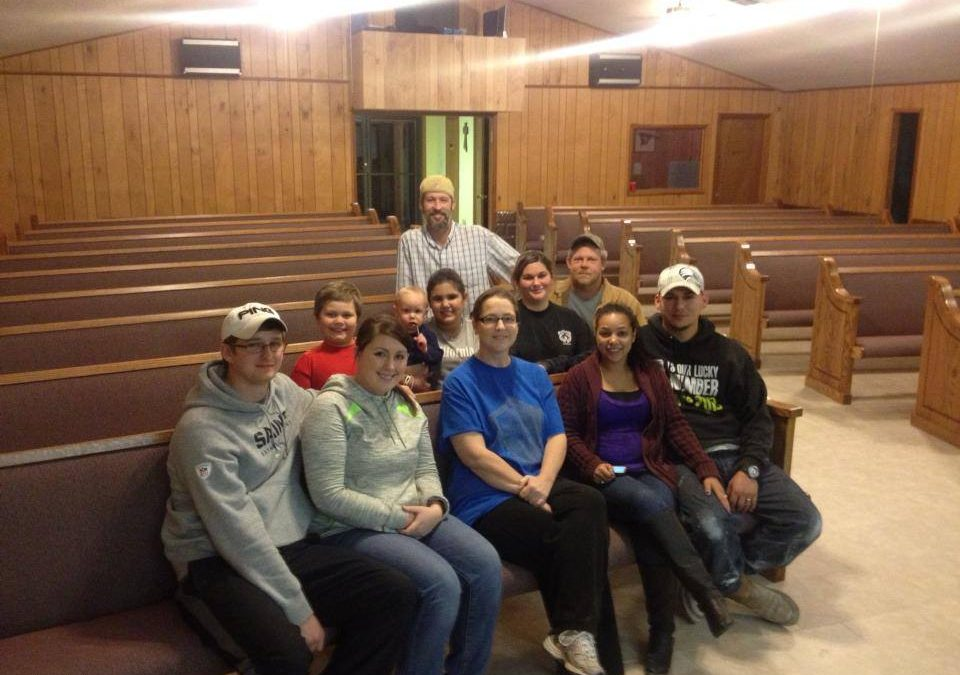 Involving Youth in Church Furniture