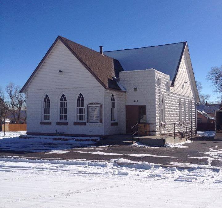 Comfortable Pews for Calvary Church in Colorado Springs