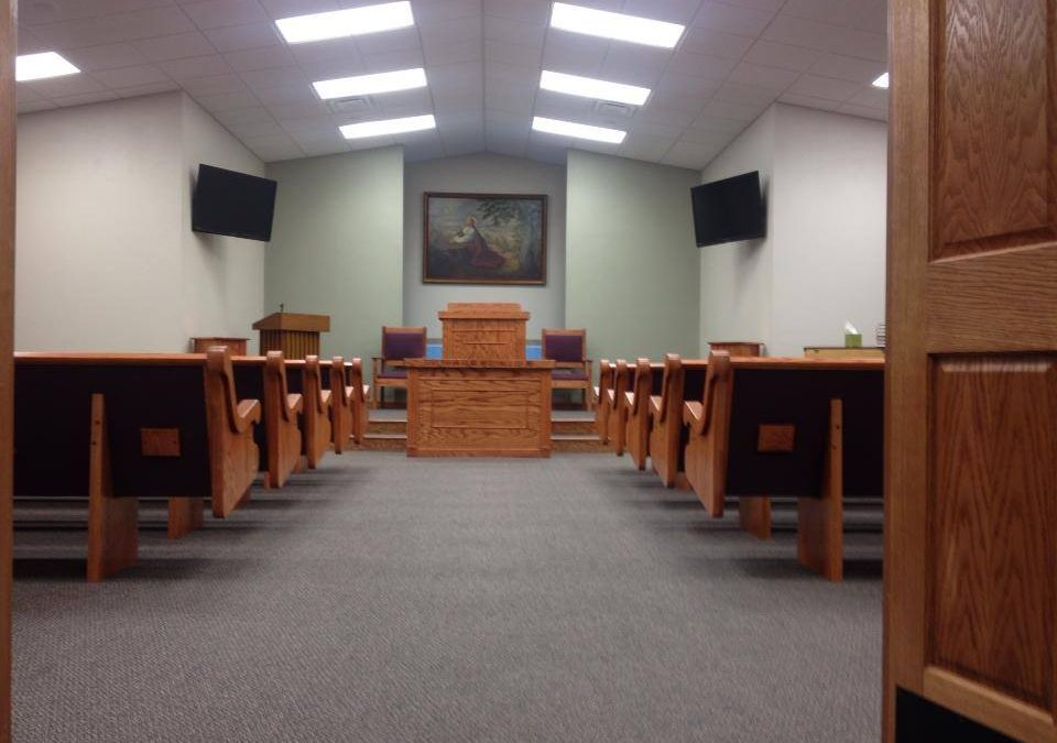 Church Furniture for Alva Seventh Day Adventists