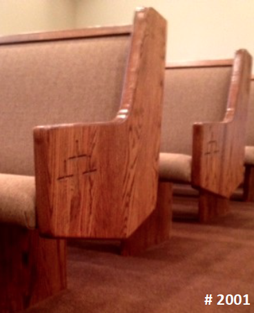 Are Custom Pews for You?