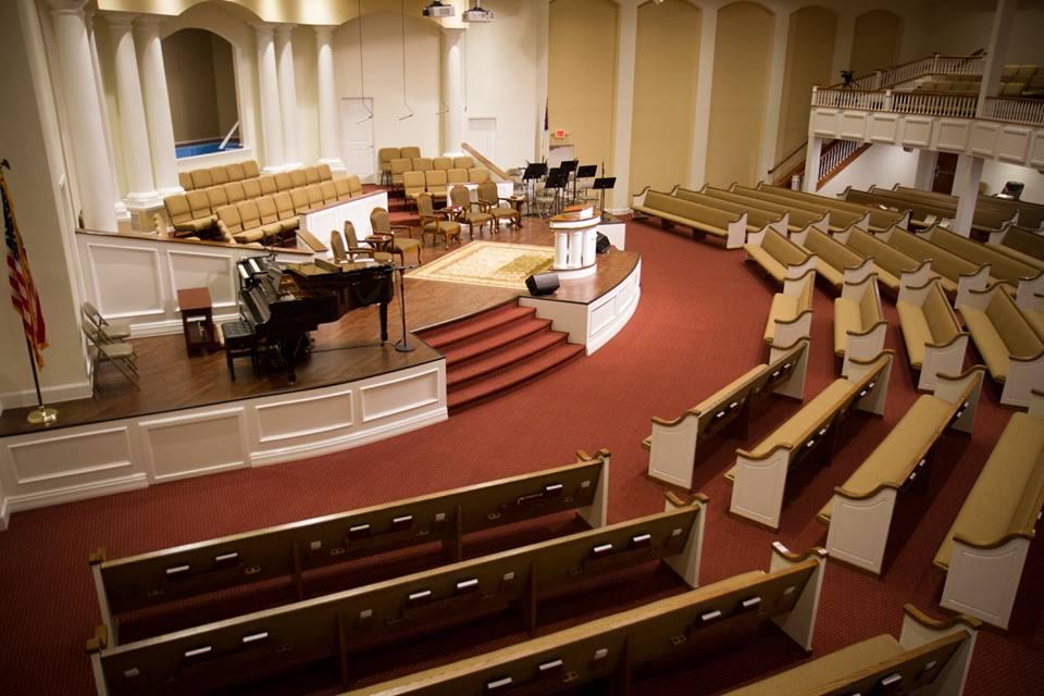 Remodeling Parkside Baptist in  Mesquite, TX
