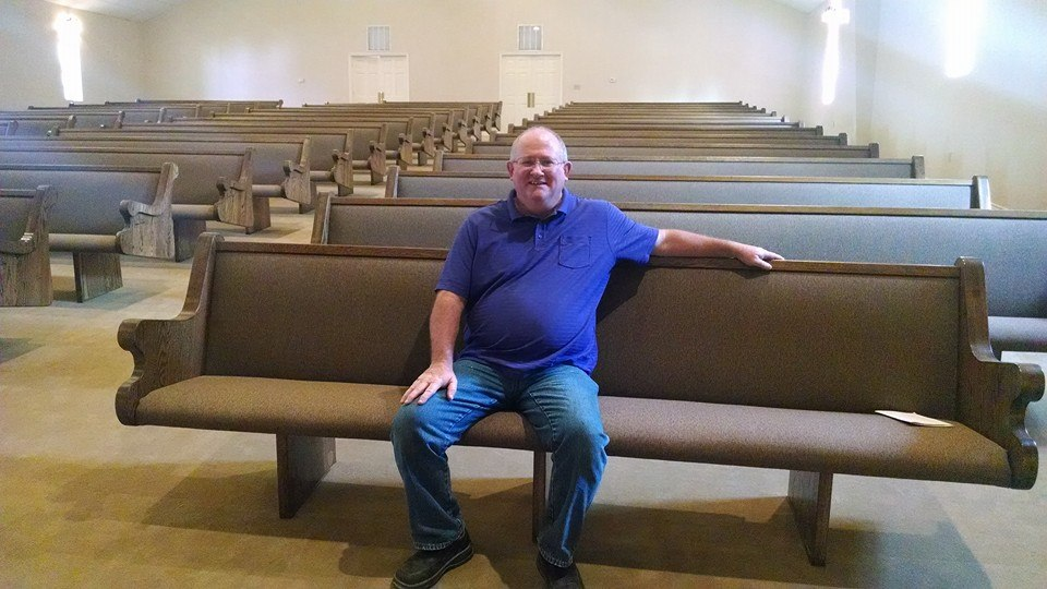 More Pew Photos from Holly Springs, Arkansas
