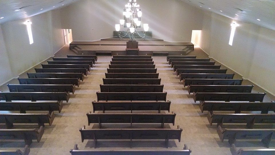 Is Your Church Furniture Matchy Matchy?