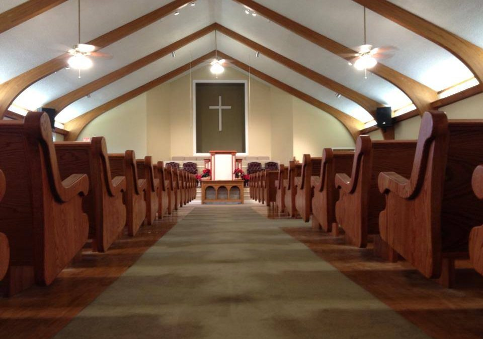 Church Pews Gallery