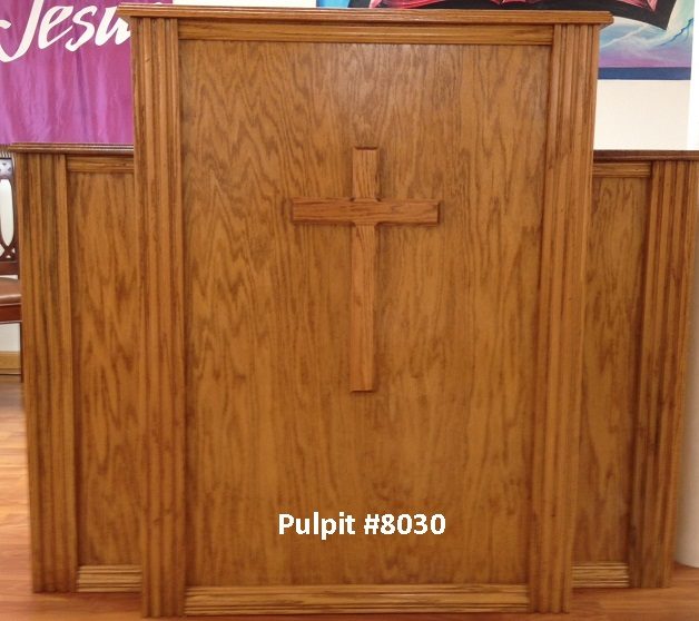 Our 5 Pulpit Styles