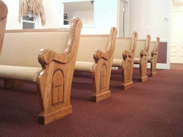 Clergy Chairs