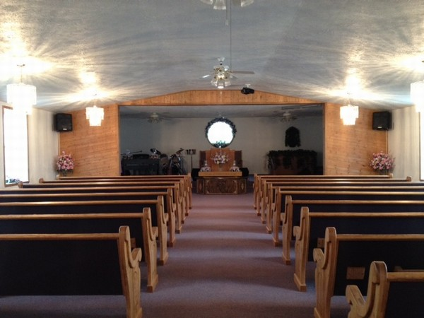 Pews and VBS