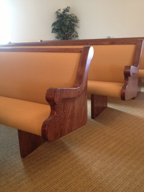 Church Pew Maintenance
