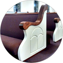 new pews end