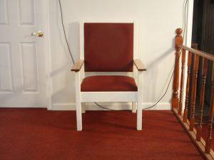 pastor chair