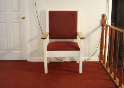 pastor chair