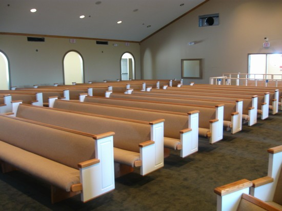 Choosing Church Pews: Space