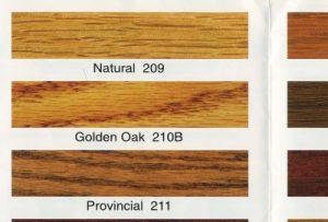 wood grain options for church pews