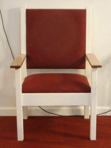 pulpit chair