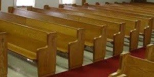 The Benefit of Used Pews for Sale
