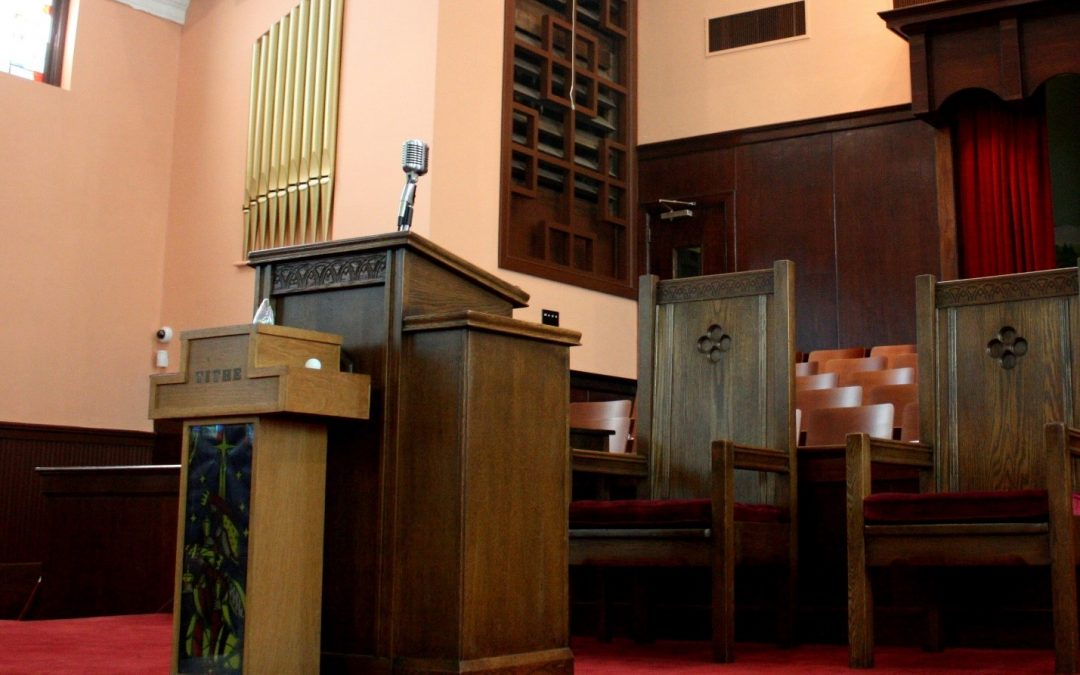 A Brief History of Church Pulpits
