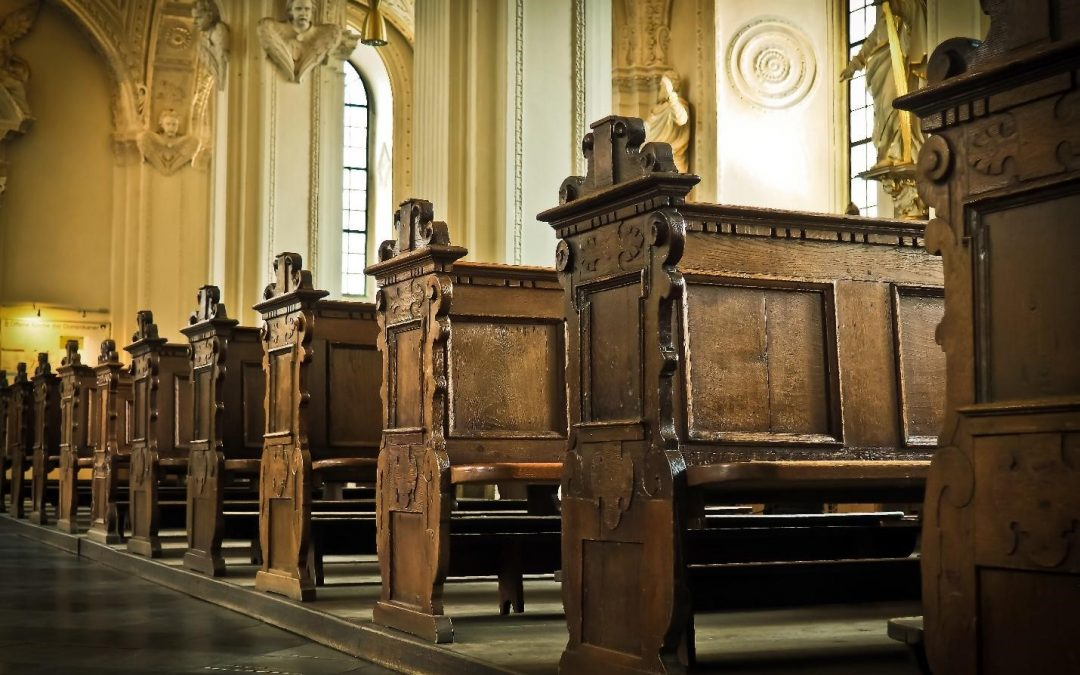 History of Church Pews