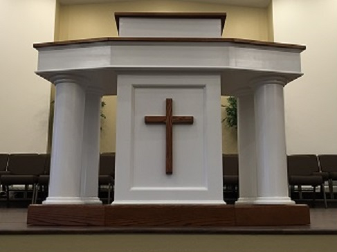 The Spiritual Symbolism Behind Church Pulpits