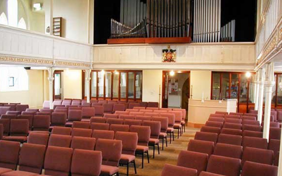 The Benefits of Using Chairs for Church Seating