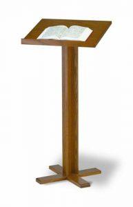 bible stand podium