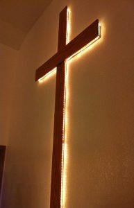 bornagainpews.com, wall cross
