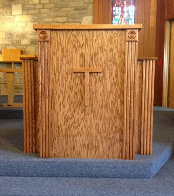 Different Types of Church Pulpits