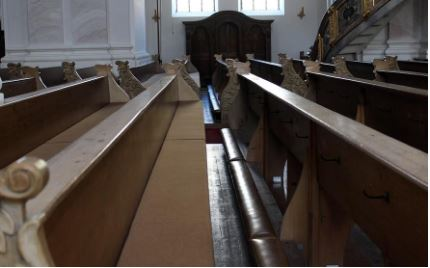 Tips for Pricing Church Chairs and Pews for Sale
