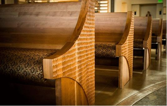 A Guide to Cleaning Church Seating