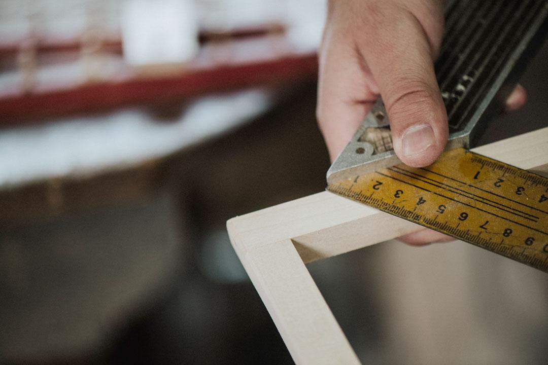 Measurements for custom built church pews
