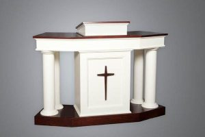 Church Furniture Pulpit 9500